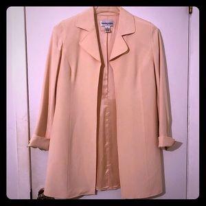 Vintage Bloomingdale's 100% Silk Jacket